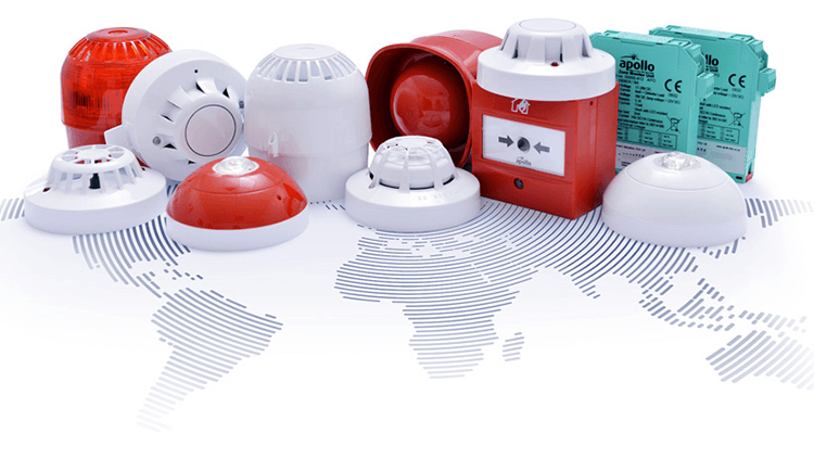 Apollo Fire Alarm Detectors