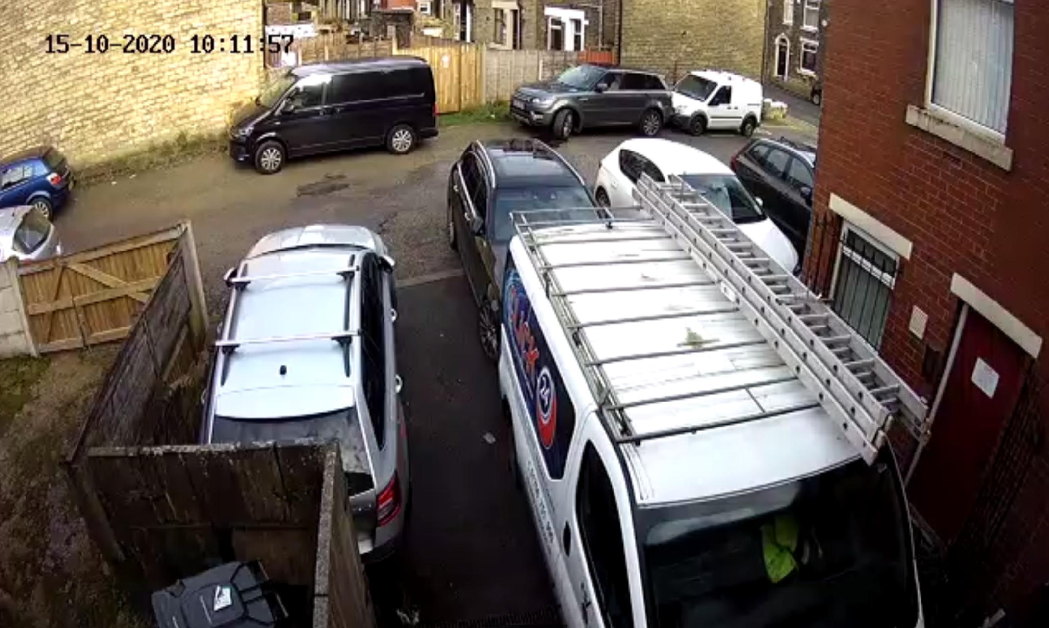 CCTV footage at Click 24