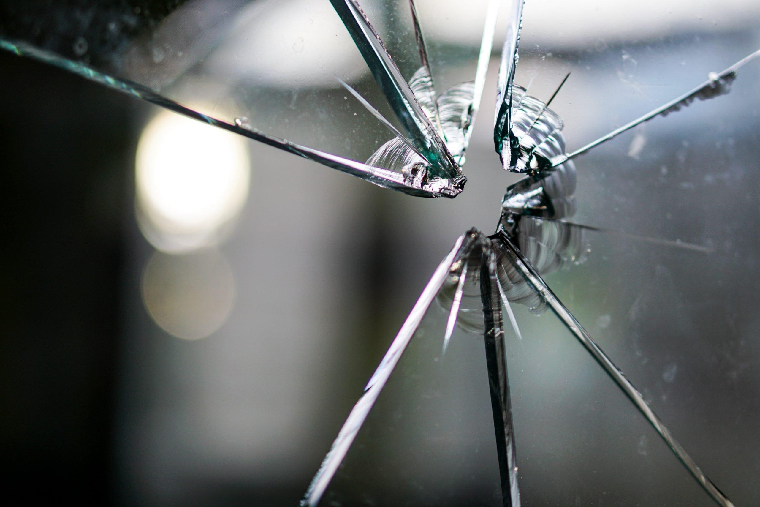 Commercial burglaries: Smash and Grab - broken window