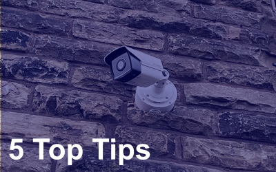 CCTV: FIVE TOP TIPS FOR CHOOSING THE CORRECT SYSTEM FOR YOUR COMMERCIAL PREMISES