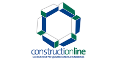 Click 24 Constructionline Accreditation Logo